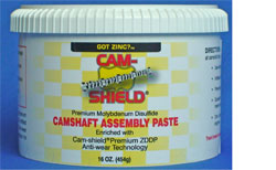 CamShaft Moly Paste 1 Pound Tub
